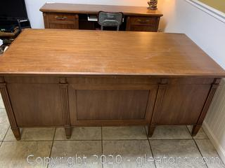 Drexel Furniture Executive Desk