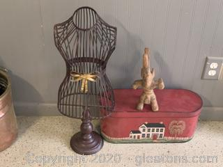 Collection of Home Decor Items