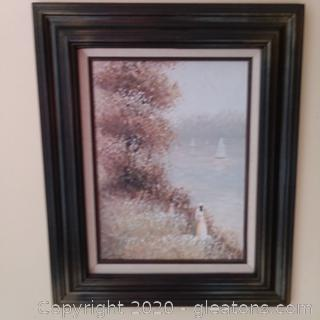 Original Framed Painting