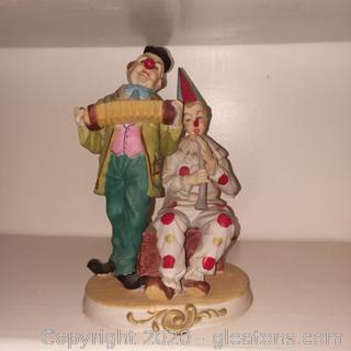 Vintage Lego Musical Clowns Figurine
