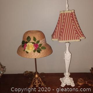 2 Cute Table Lamps