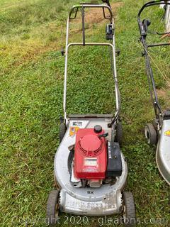 Honda HR214 SX Lawn Mower