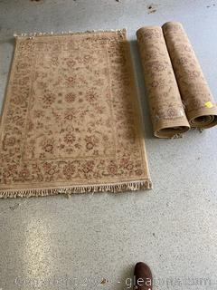 Collection of Medium Area Rugs