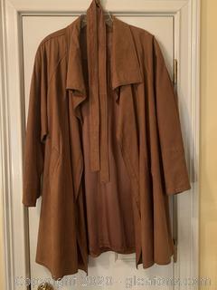 Vera Pelle Coat