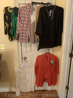 Collection Of 1X Clothes