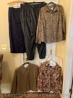 Collection Of 20w Clothes (A)