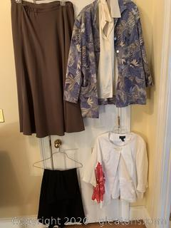 Collection Of 16w, 18w, 22w Clothes