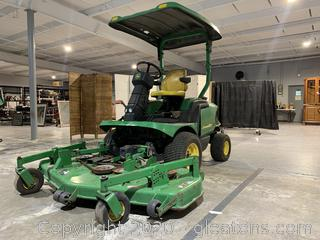 "John Deere 1435 Zero Turn Mower with 72"" Deck - Runs Good"