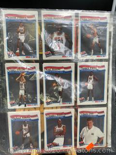 Mixed Basketball Collection