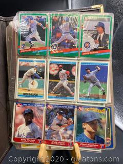 Assorted Baseball Cards & Photos