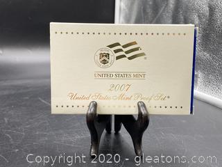 2007 U.S. Mint Proof Sets