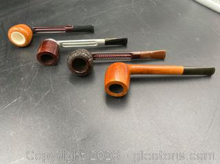 Collection of Pipes