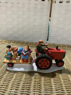 "The Original Snow Village – ""Caroling At The Farm"""