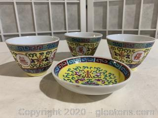 Asian Cups and Bowl