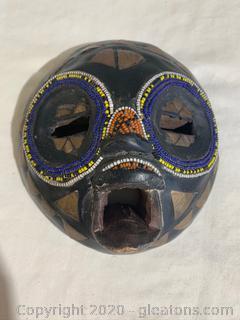 Handmade African Mask