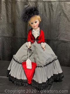 Madame Alexander Monet Doll