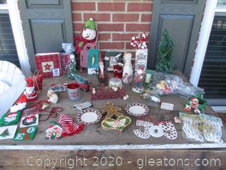Believe a Bit of Folk Art Christmas