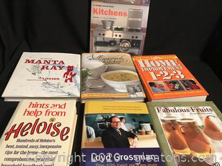 Cookbooks and more