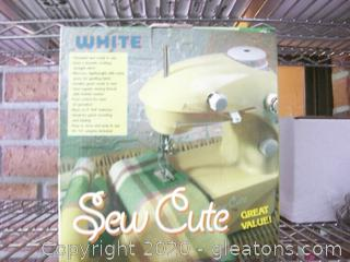 Sew Cute Model SC-20