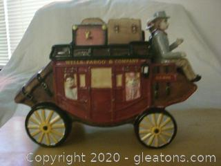 Wells Fargo Cookie Jar