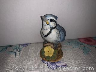 Blue Jay By Andrea (6350) Signed