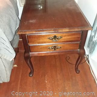 Mid Century Side/End Table B by Brandt