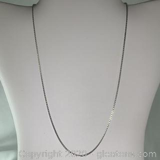 Sterling Silver Chain - 20""