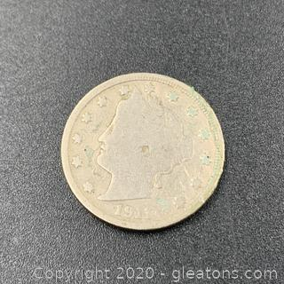 V Nickel 1911