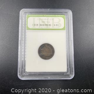 1899 Indian Headcent