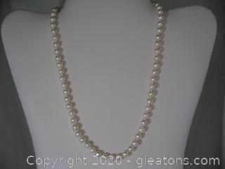 18'' Strand 5-6 mm Pearls