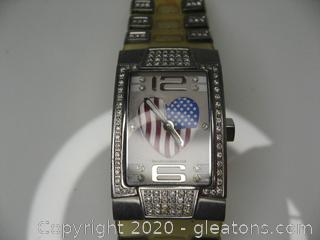 Technomarine Diamond Watch