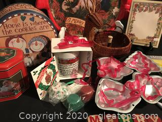 Baking and miscellaneous lot