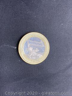 2001 Netherland 1 Euro