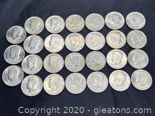 U.S. Kennedy Bicentennial Half Dollars