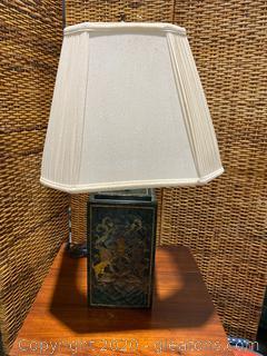 Edinburgh Crest Table Lamp