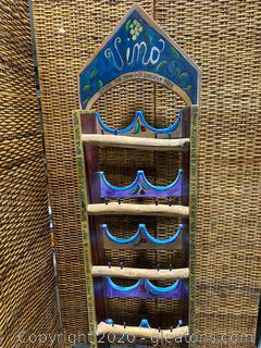 Handmade Wine Rack