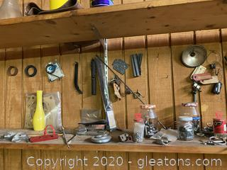 Collection of Tools/Hardware