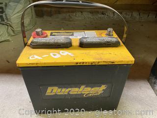 Duralast Gold Car Battery