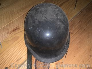 Vintage Biker Helmet