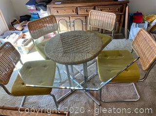 Vintage/Retro Dining Set