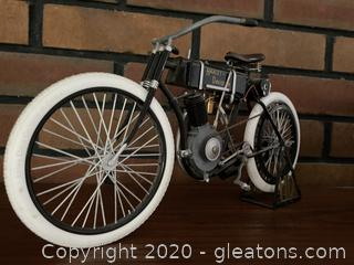 Metal Harley Davidson Bicycle