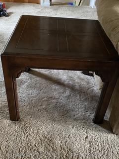 Henredon Four Centuries Collection End Table