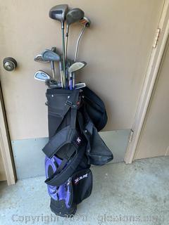 Jr Golf Club Set