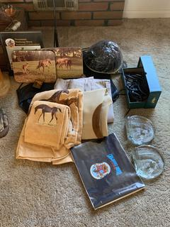 Collection of Horse Collectibles
