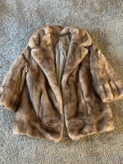 J.D. Allen Atlanta Mink Coat