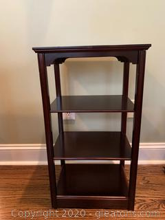 Bombay Company 4 Tier Side Table