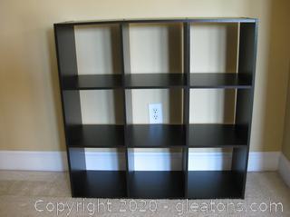 Wood-Laminate Book Shelf (A)