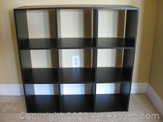 Wood-Laminate Book Shelf (B)