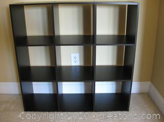 Wood-Laminate Book Shelf (C)