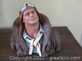 Michael Garman Bronze Bust
